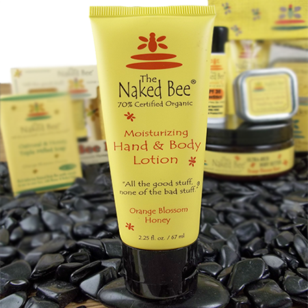 Naked Bee® Hand & Body Lotion