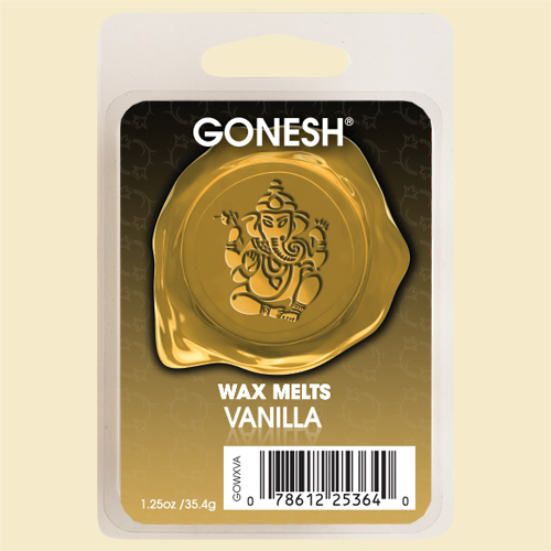 Gonesh Extra Rich Vanilla Wax Melts